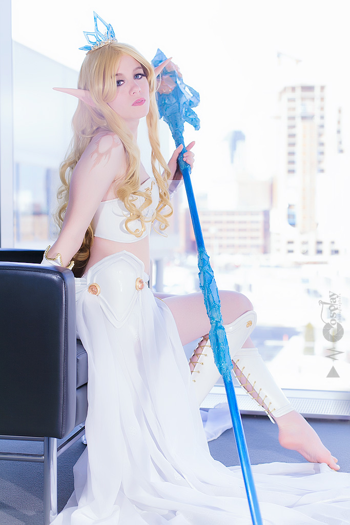 Janna 3 by britthebadger