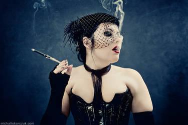 Fetish Smoking by InerMiss