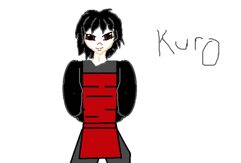 Kuroumaru by tigers117