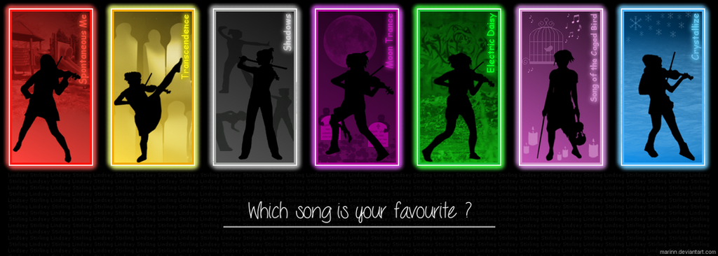 Lindsey Stirling - Songs by MrArinn
