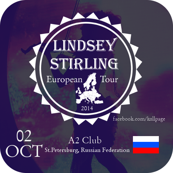Lindsey Stirling 02-10 A2 Club - StPetersburg by MrArinn