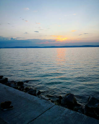 2018 summer at the lake of Balaton 03 by Klau--Lion-Heart