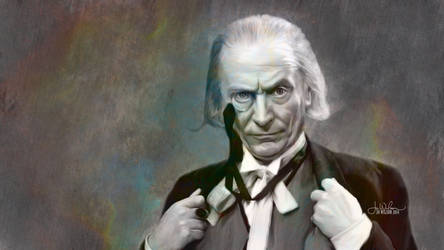 The First Doctor by Auridesion