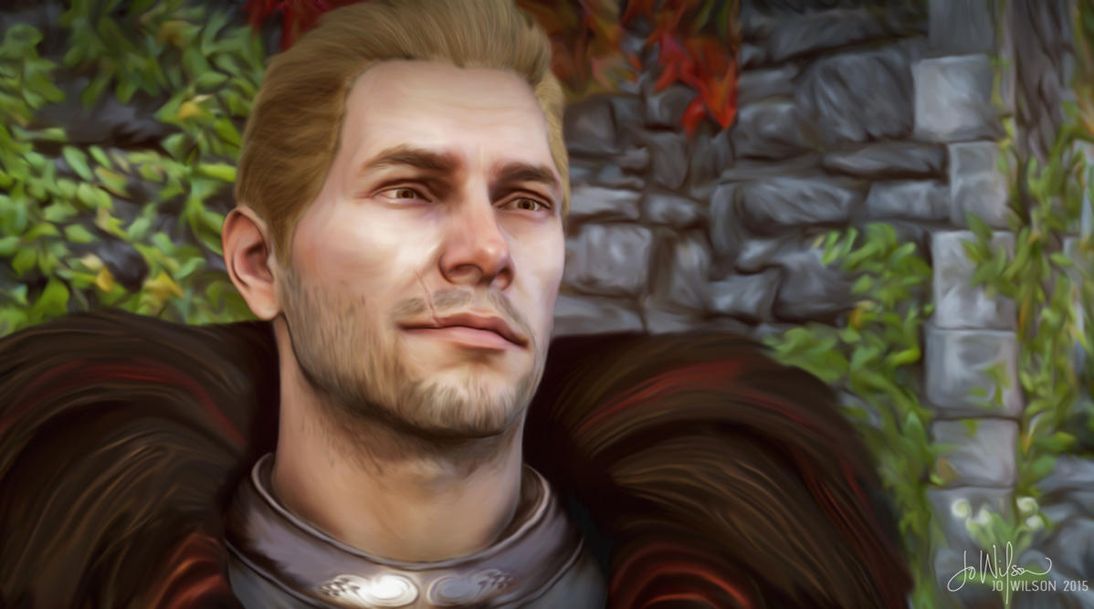 Commander Cullen by Auridesion