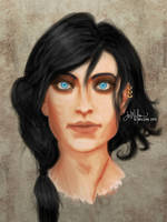 Aria Hawke by Auridesion