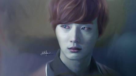 Yoon Shi-Yoon - Sad by Auridesion
