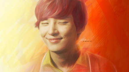 Yoon Shi-Yoon - Happy by Auridesion