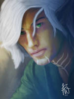 Fenris by Auridesion