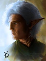 Fenris Profile - Windswept