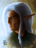 Fenris Profile - Long by Auridesion