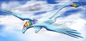 Collab: Rainbow Dragon Dash