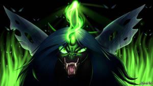 Green Fury (edit) by WeirdoFish