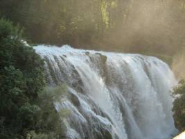 Stock 1 - Waterfall by Minnieffl
