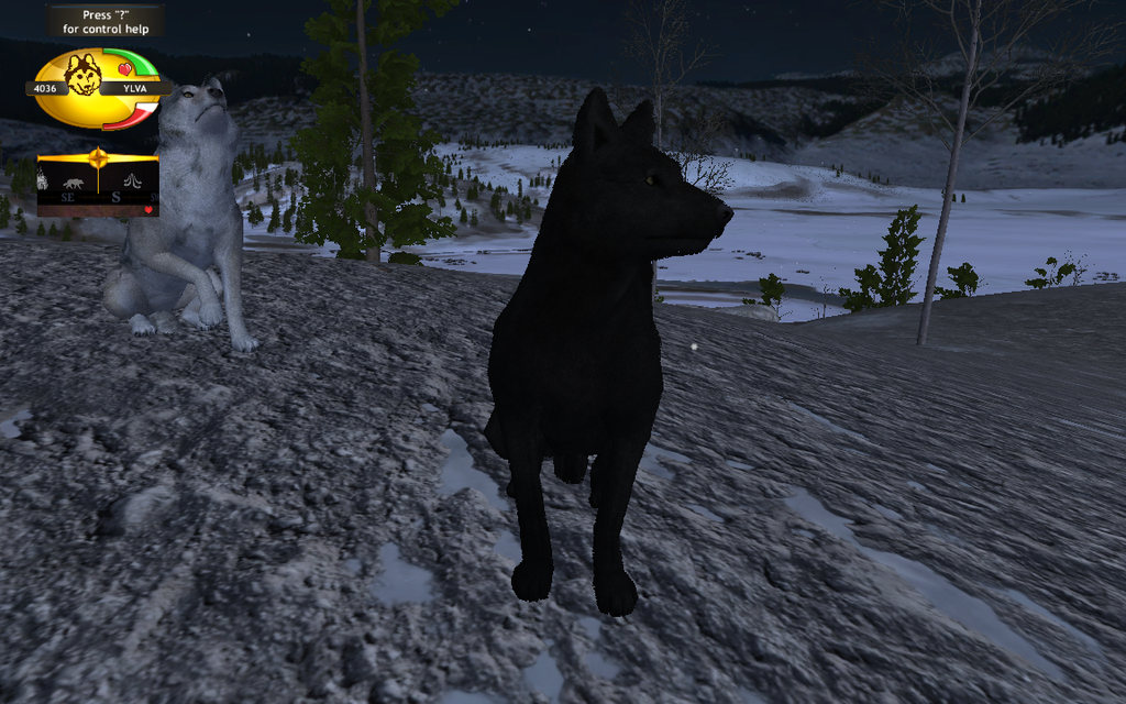 WolfQuest Screenshot 1 by GAMERwolf907