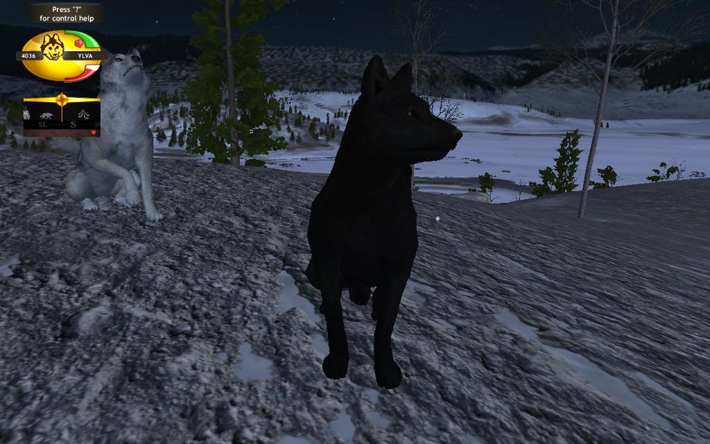 WolfQuest Screenshot 1 by GAMERwolf907