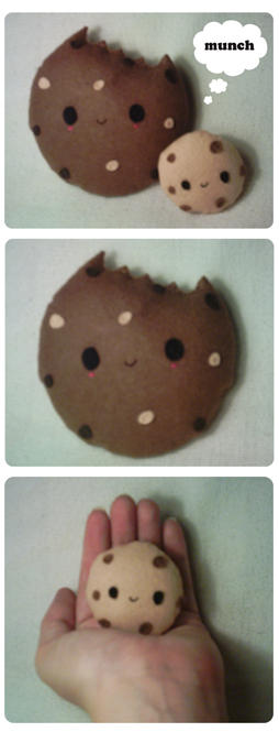 Cookie Plushies