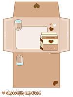 Chocomilk Envelope by riaherod