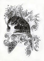 Turtle by leCCio