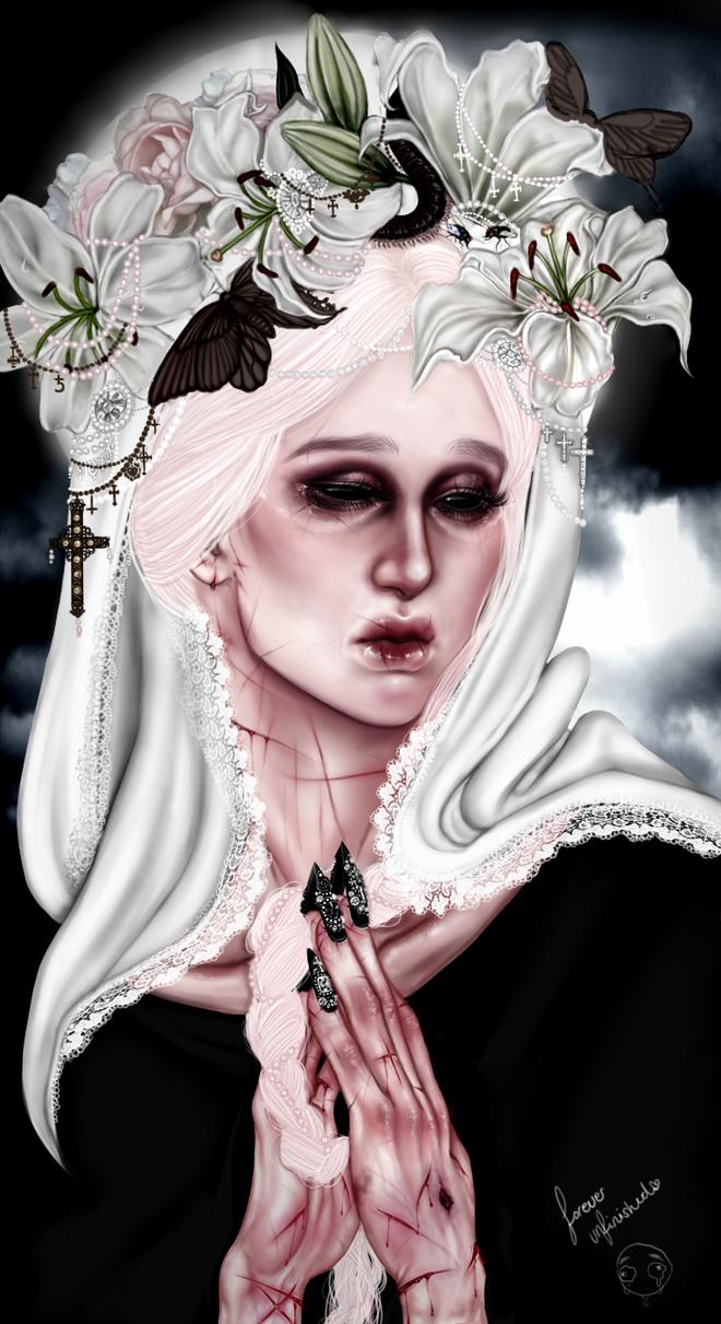 Martyr by WAFFELxLAMA