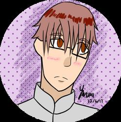 [h-c] glasses Jiji