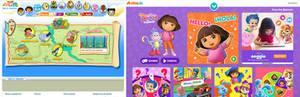 Old Dora site vs New Dora site