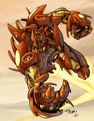 Iron Man by GarryHenderson
