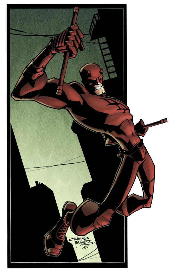 Daredevil by GarryHenderson