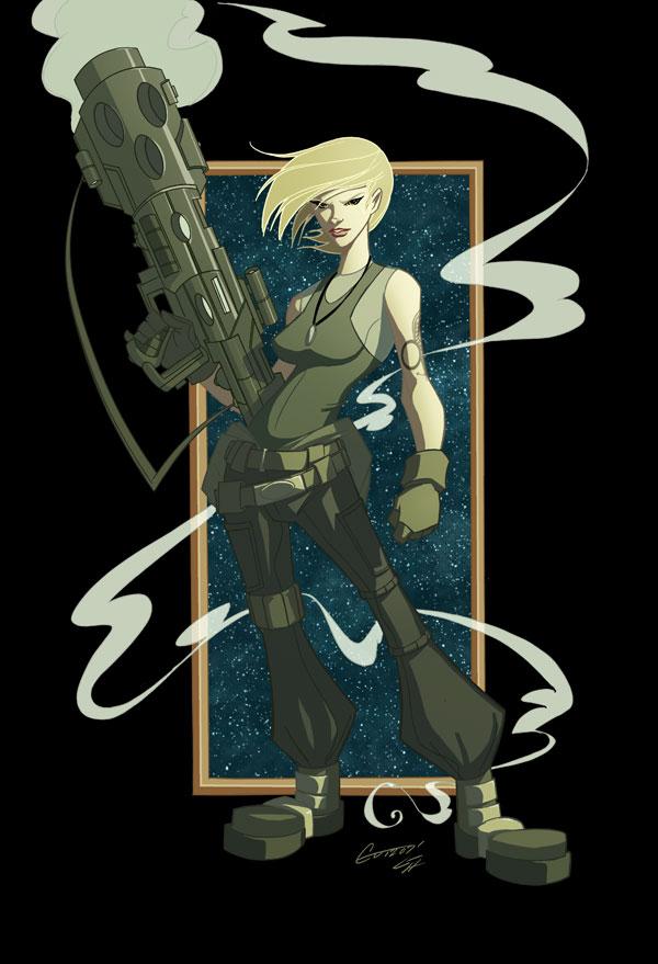 Galactica: TAS by GarryHenderson