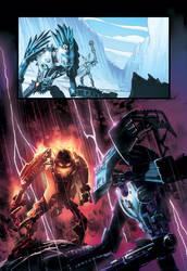 Bionicle random page 1 by GarryHenderson