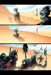 Bionicle random page 4 by GarryHenderson