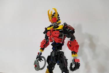 LEGO Kamen Rider Kuuga by demon14082000