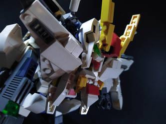 LEGO Xi Gundam RX-105 SD