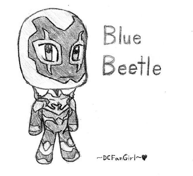 Spitfire pencil coloring pages for Blue beetle coloring pages