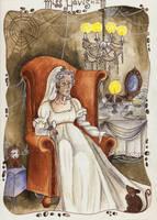 miss Havisham by ittitti