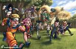 Naruto and Co.
