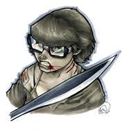 Apocalyptic Velma by AdamWithers