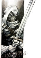 Taskmaster by AdamWithers