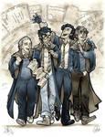 Harry Potter: The Marauders