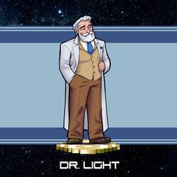 MMRedesign: Dr. Light