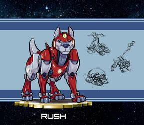 MMRedesign: Rush
