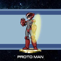 MMRedesign: Proto Man