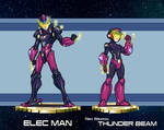 MMRedesign: DLN-008 Elec Man