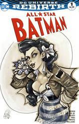 Rockabilly Bat-Fan