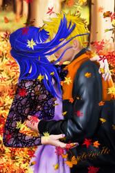 Wind kiss by petiteantoinette