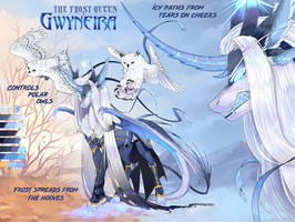 The Frost Queen Adopt [SOLD]