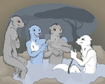 Otters and Aliens