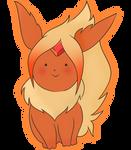 Flame Princess: Flareon