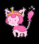 Princess Bubblegum: Skitty