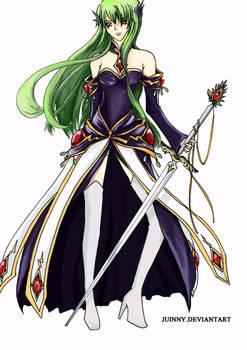 C.C. the Sword Woman