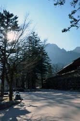 Shin Heung Temple